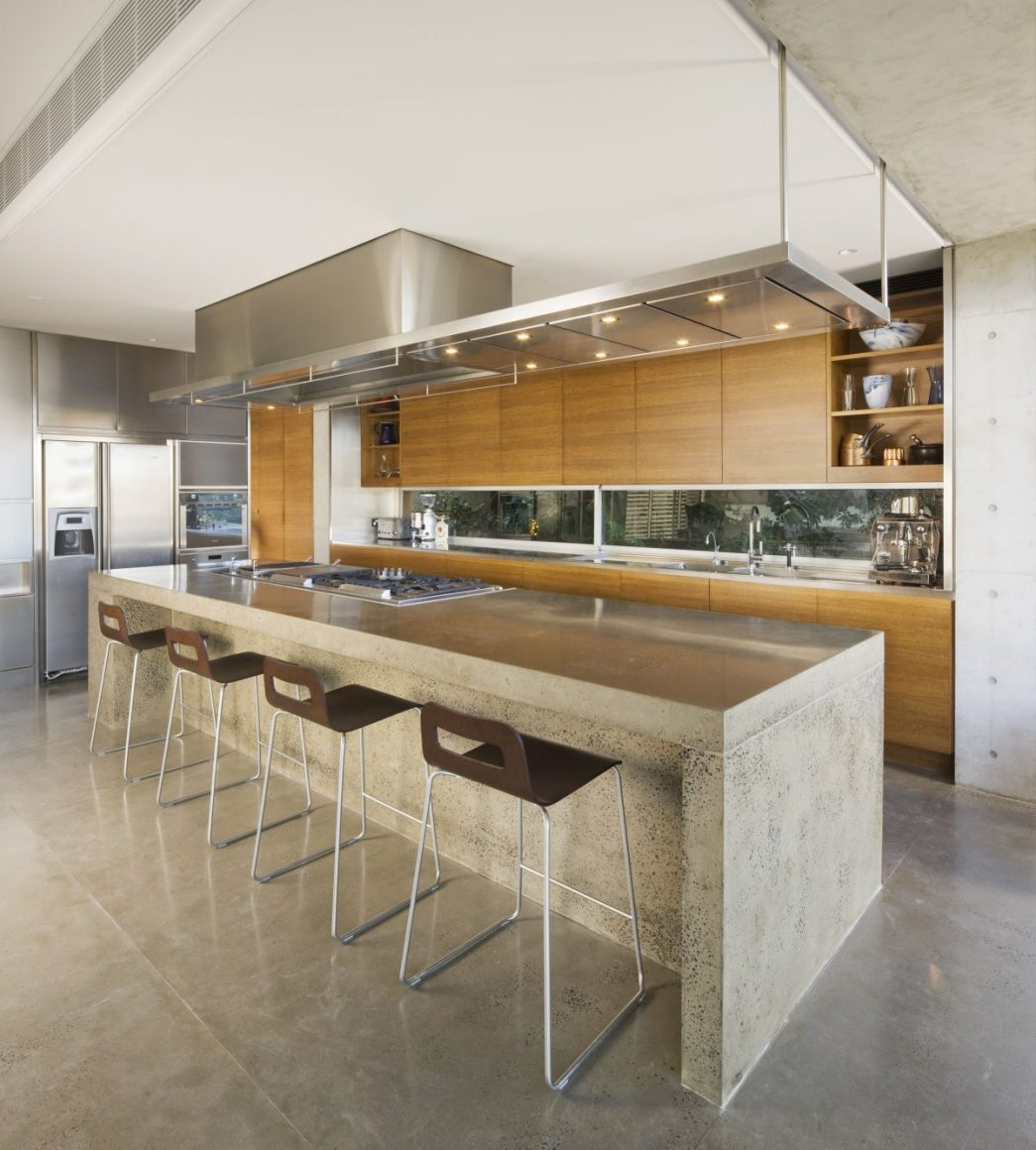 Contemporary Kitchen Cabinet (17)