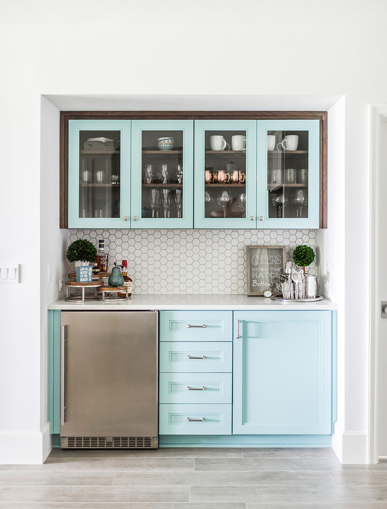Contemporary Kitchen Cabinet (4)