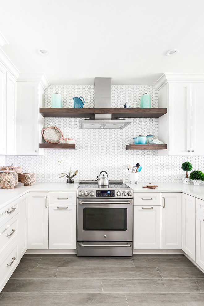Contemporary Kitchen Cabinet (5)
