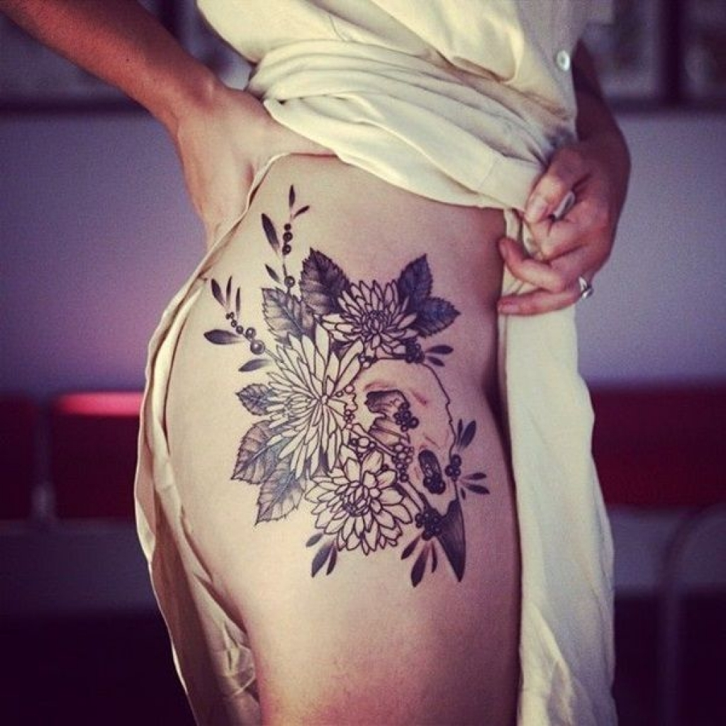 Hip Tattoos (15)