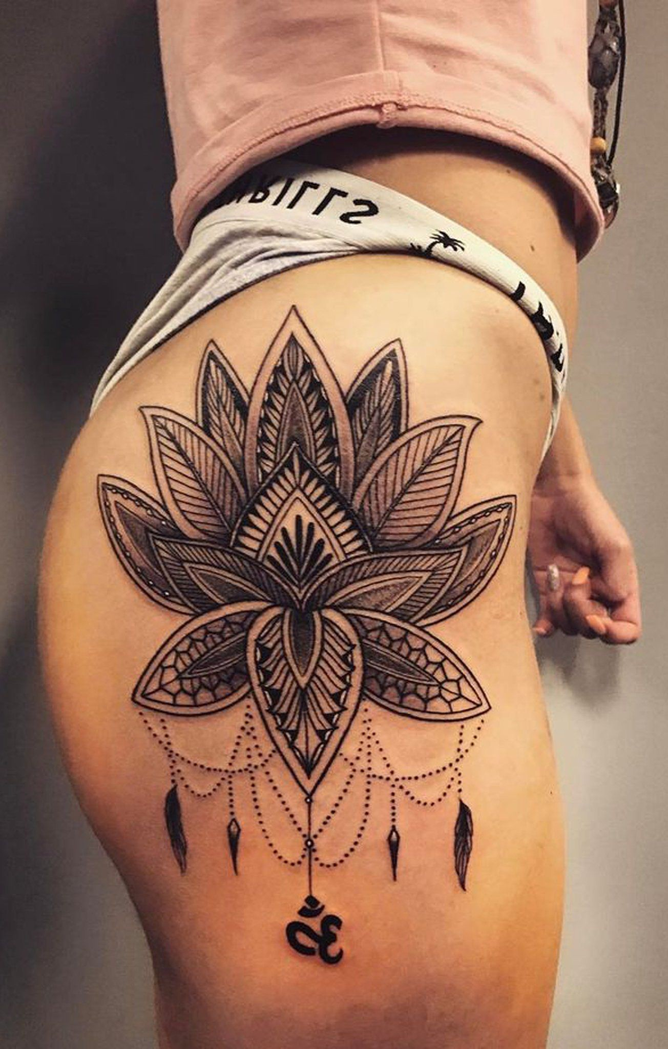 tribal tattoo designs for womens back Lovely 30 Women s Badass Hip Tattoo Ideas