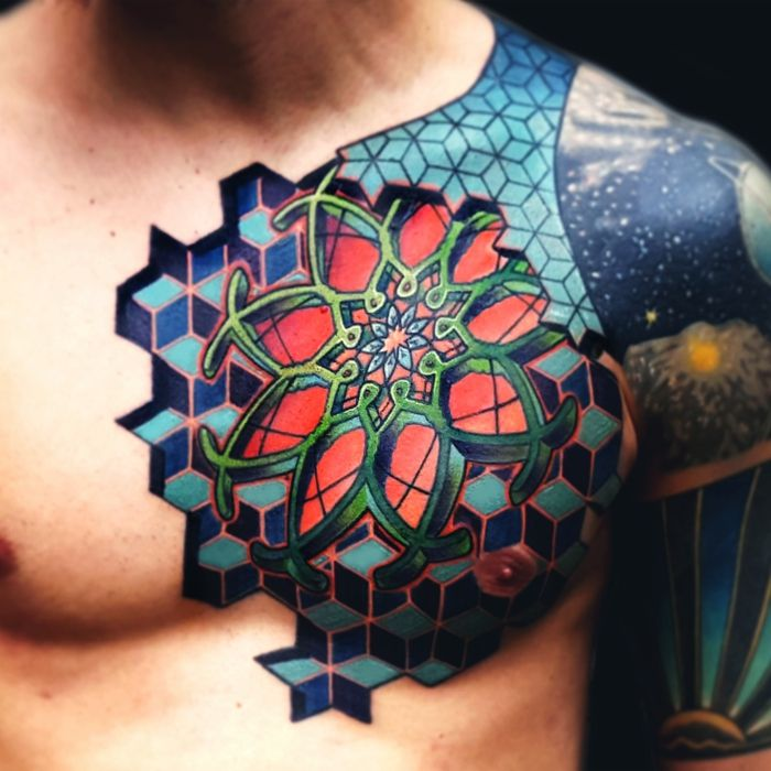 Mandala Tattoo (1)