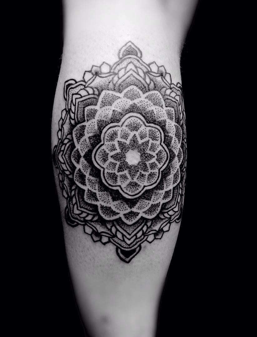 Mandala Tattoo (13)