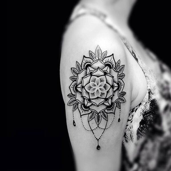 Mandala Tattoo (15)