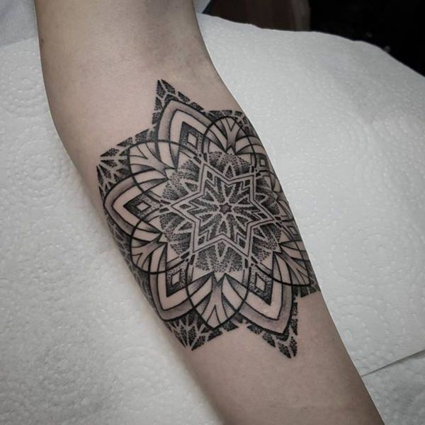 Mandala Tattoo (16)