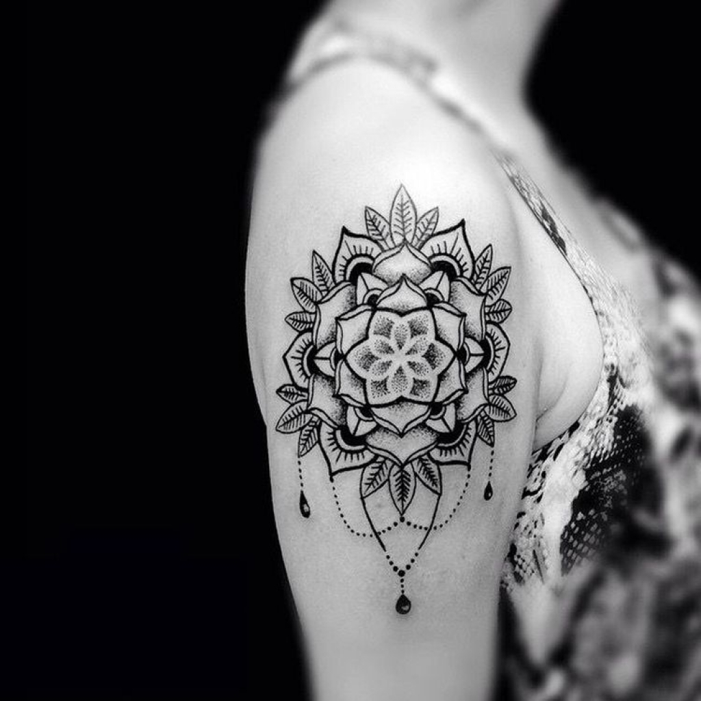 Mandala Tattoo (3)