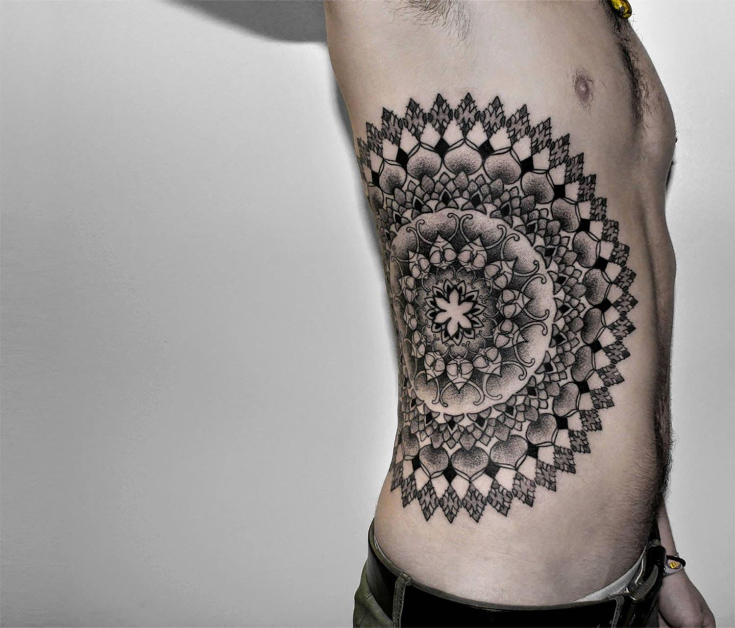 Mandala Tattoo (4)