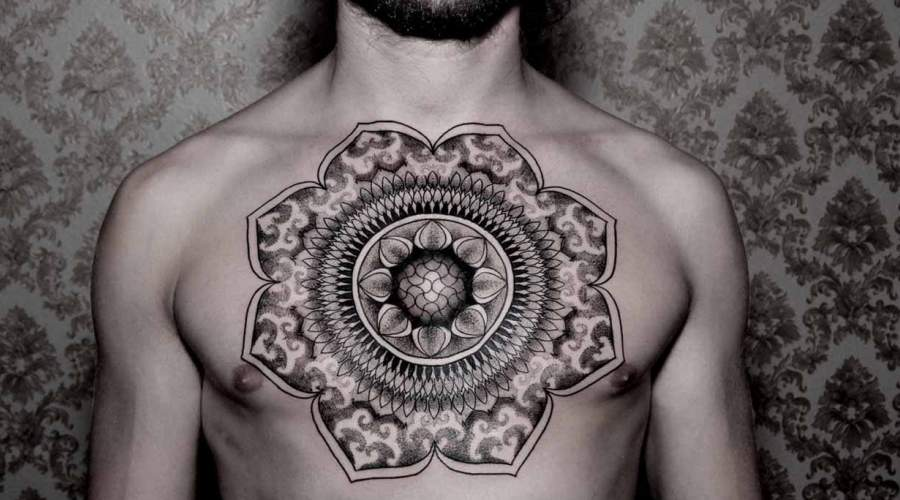 Mandala Tattoo (8)