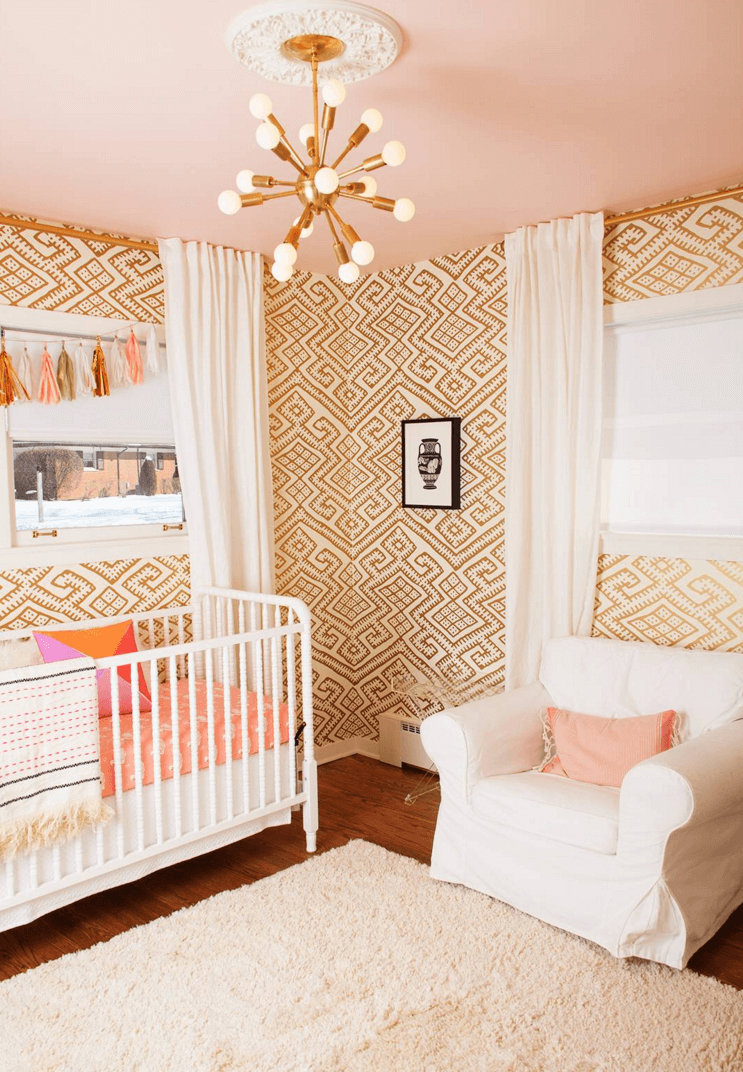 Modern Nursery Designs For Your Little One