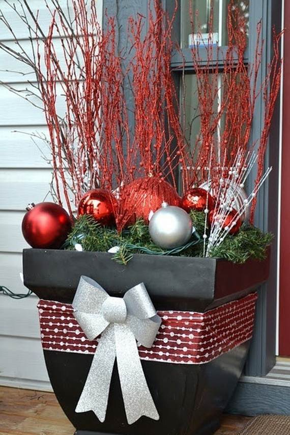 Outdoor Christmas Decorations (36)
