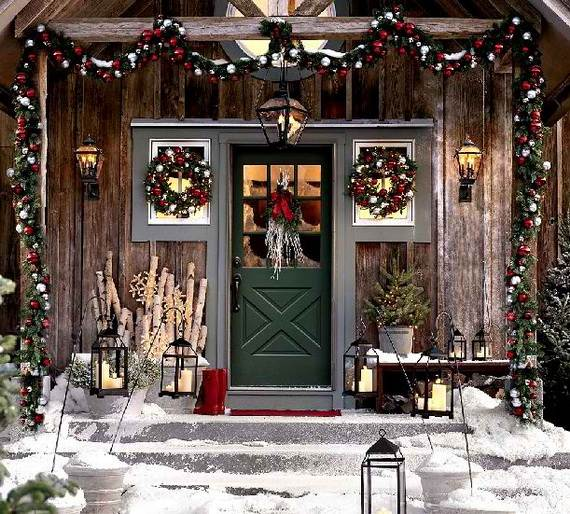 Outdoor Christmas Decorations (40)