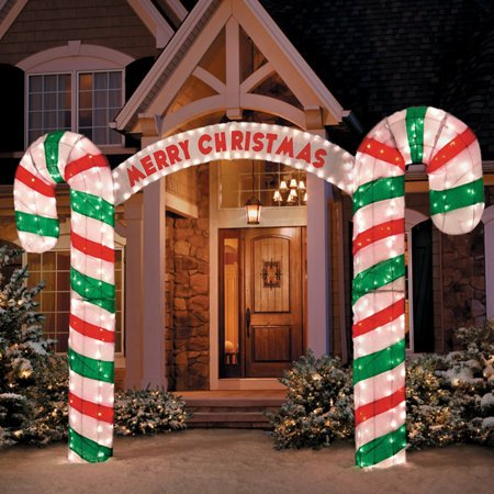 Outdoor Christmas Decorations (43)