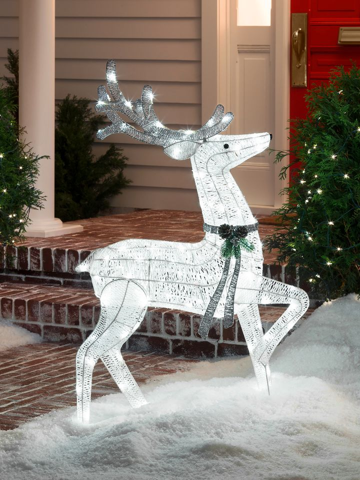 Outdoor Christmas Decorations (44)