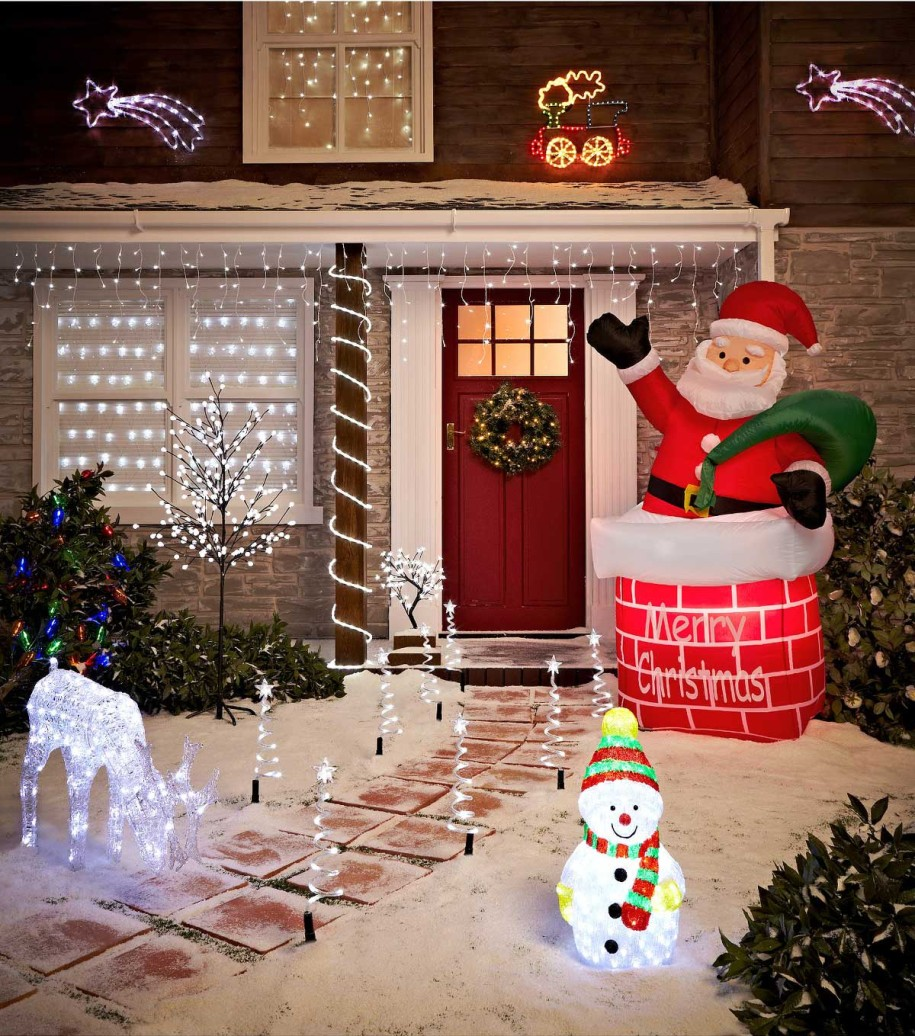 Outdoor Christmas Decorations (55)