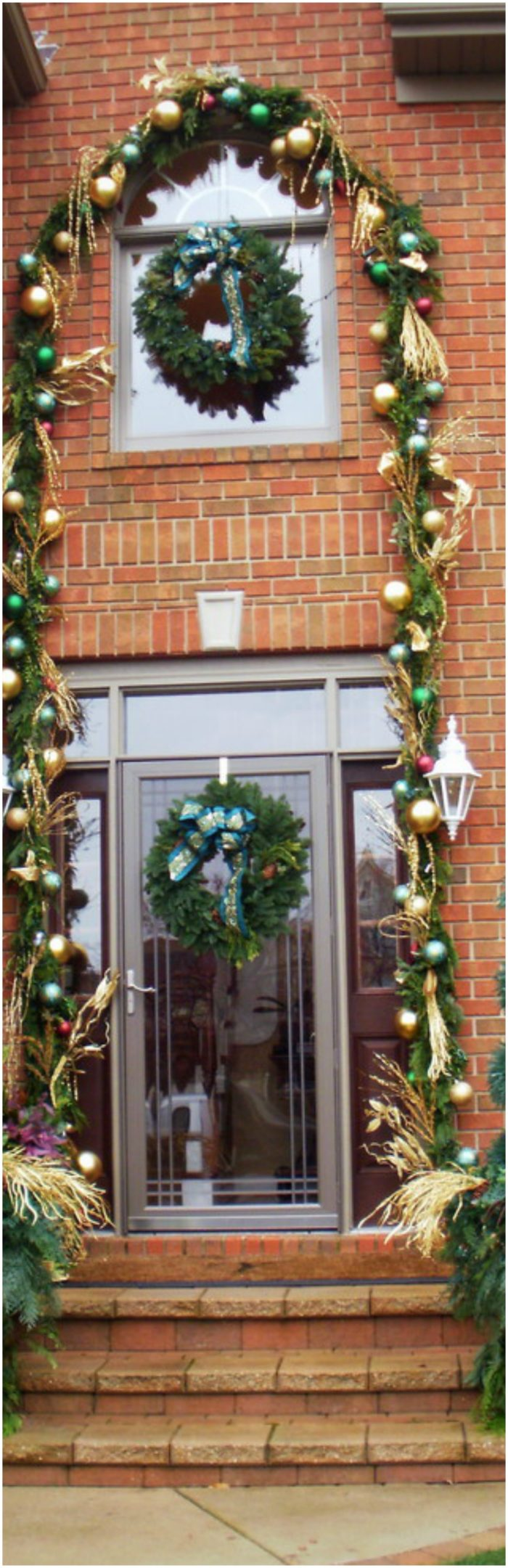 Outdoor Christmas Decorations (66)