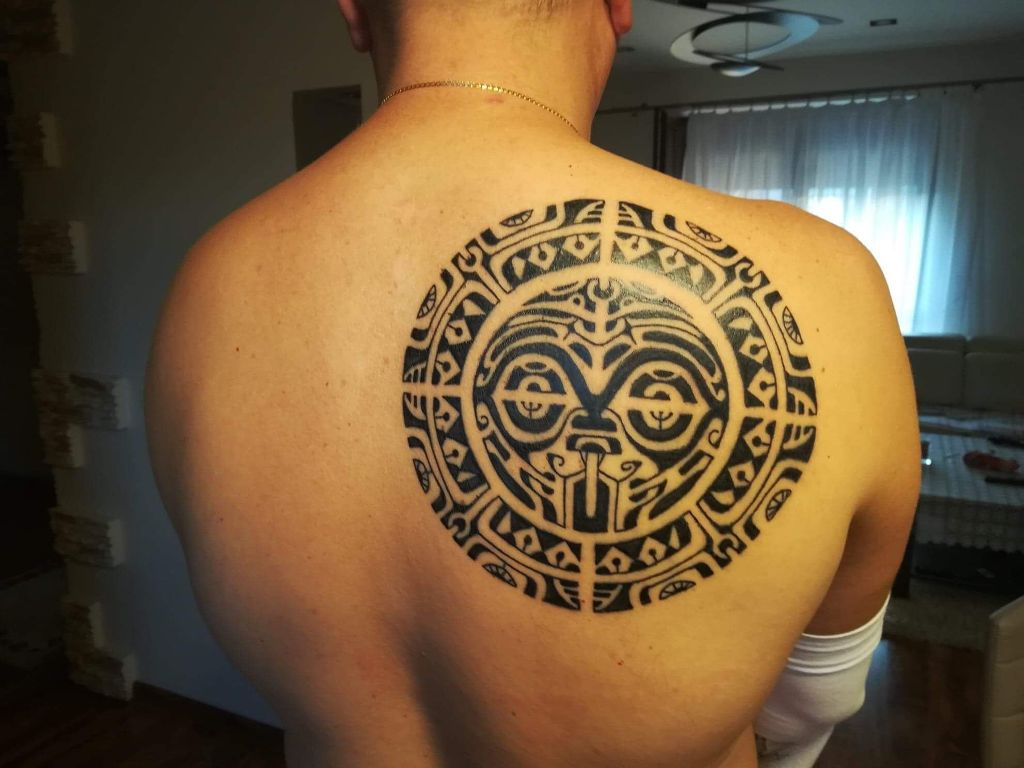 Polynesian Tattoos (10)