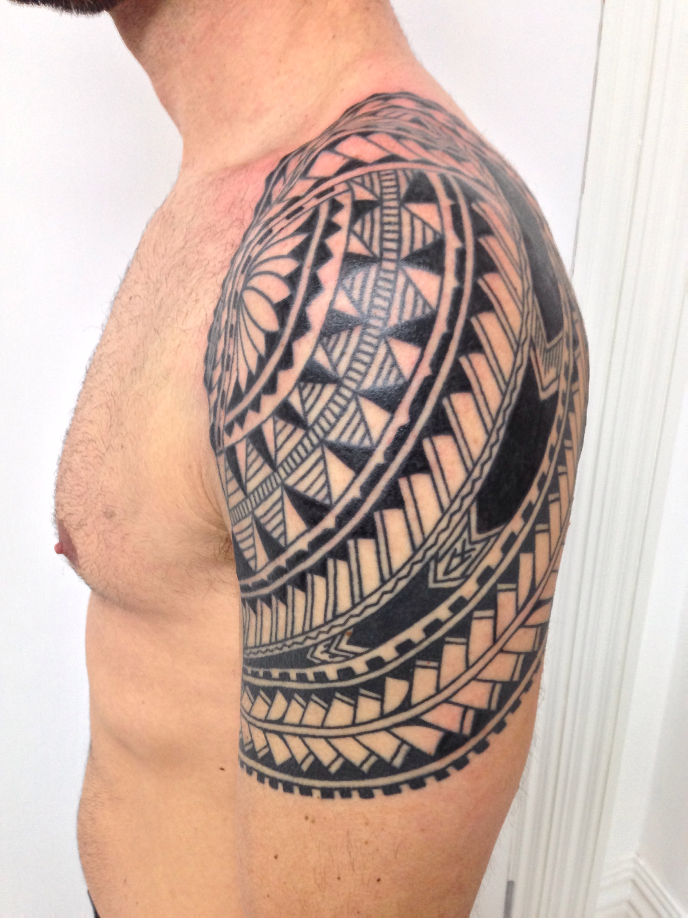 Polynesian Tattoos (15)