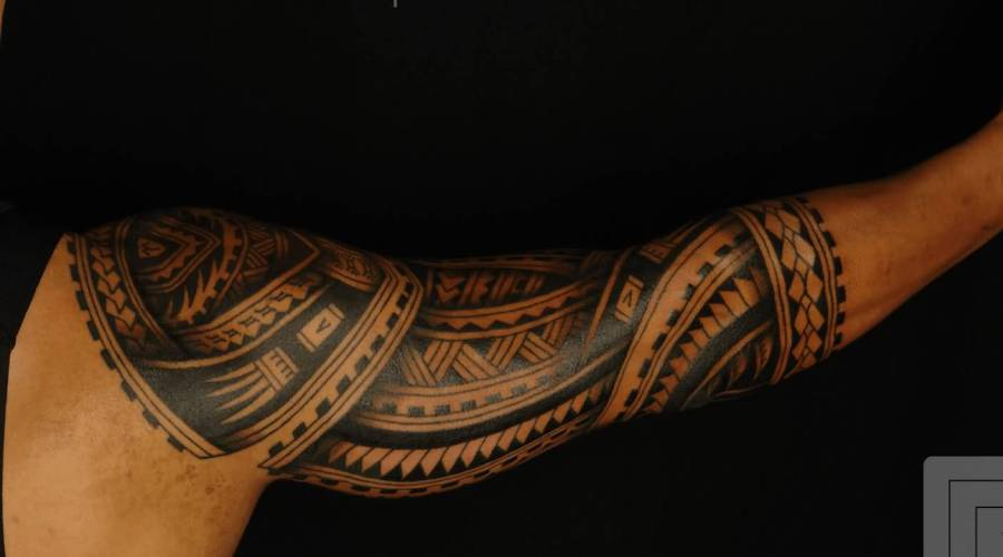 Polynesian Tattoos (17)