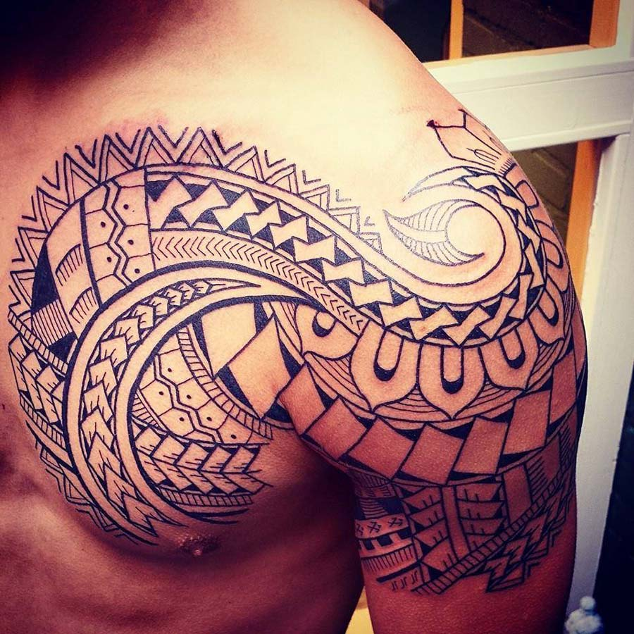 Polynesian Tattoos (18)