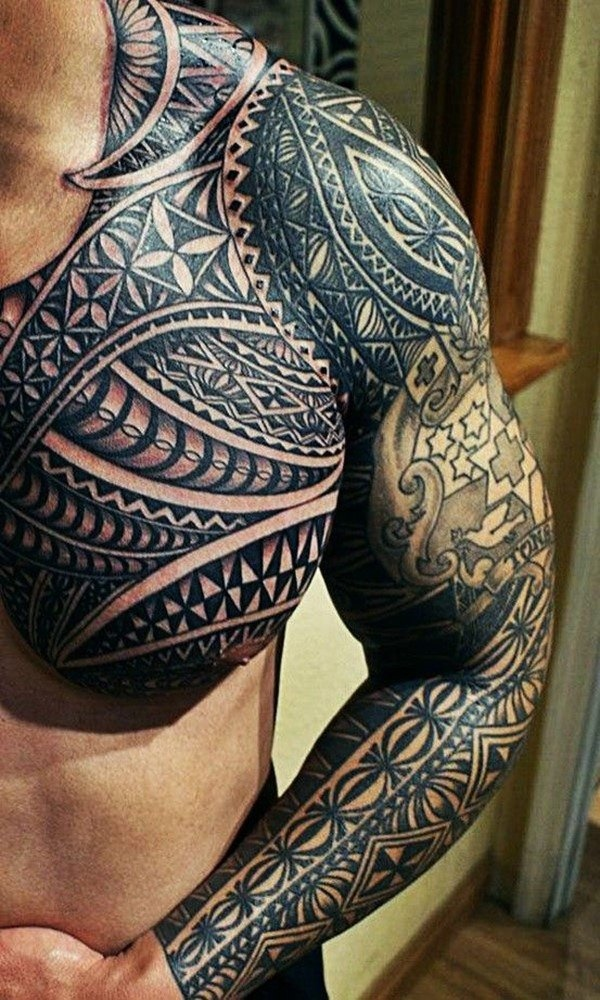 Polynesian Tattoos (20)