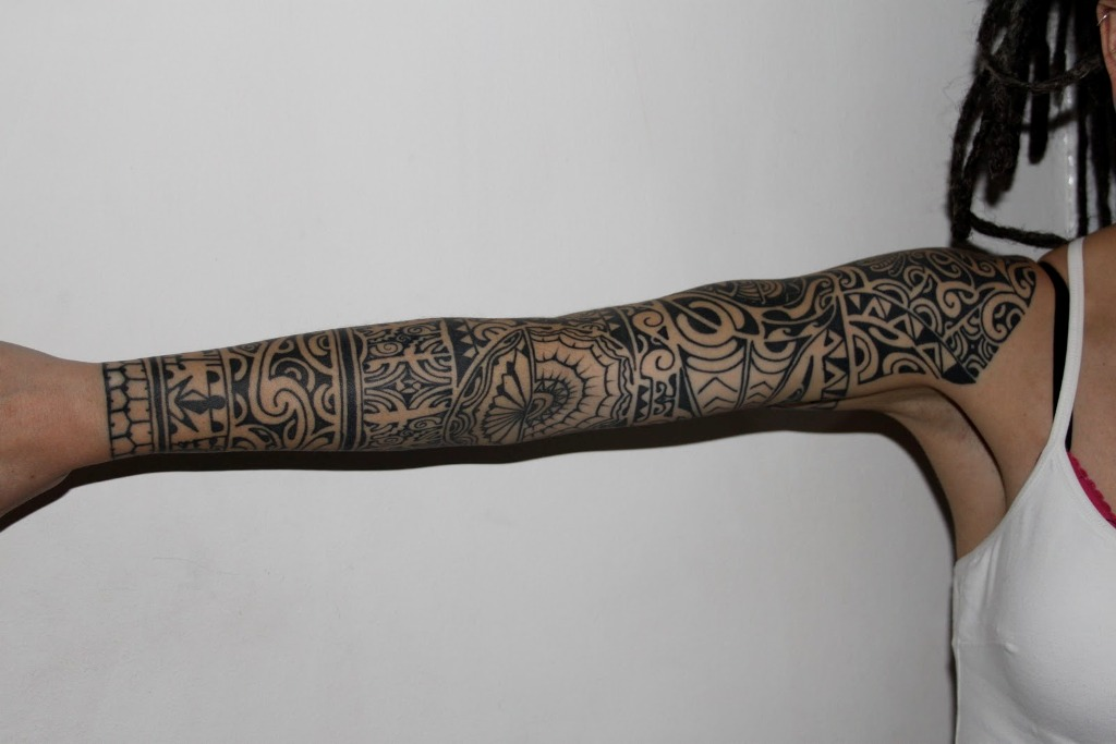 Polynesian Tattoos (23)