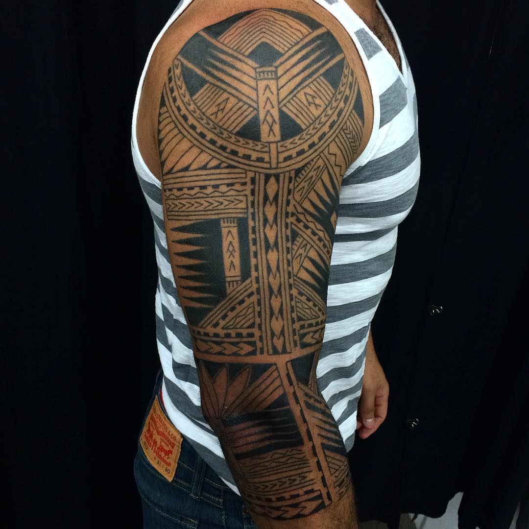 Polynesian Tattoos (25)