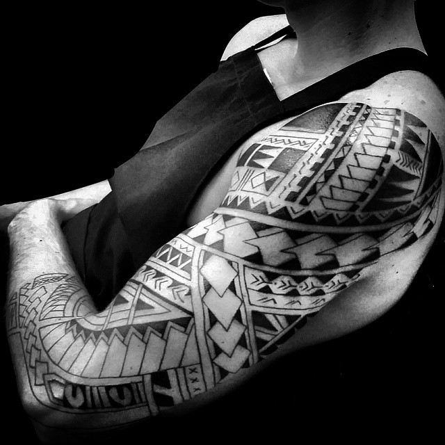 Polynesian Tattoos (26)
