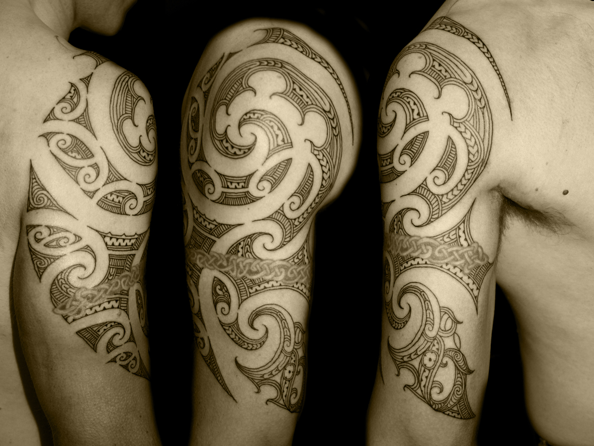 Polynesian Tattoos (30)