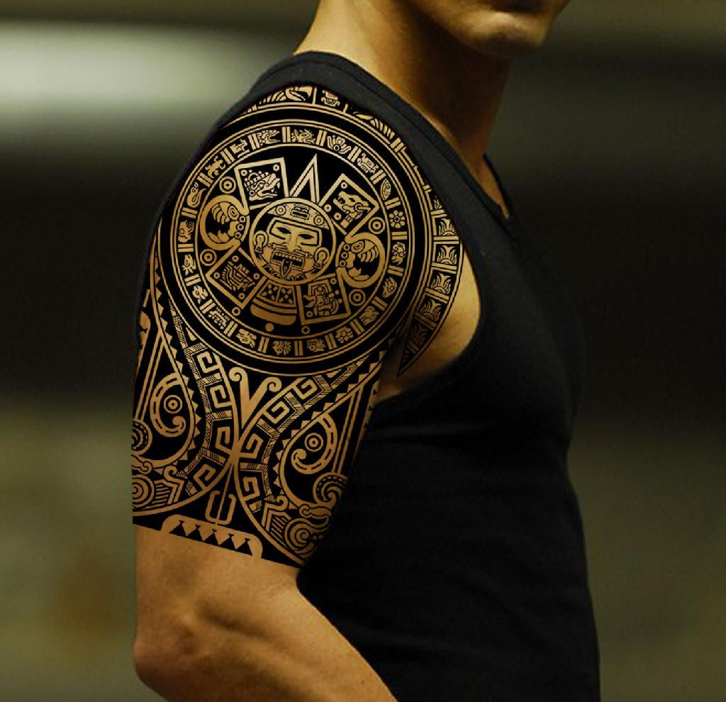 Polynesian Tattoos (36)