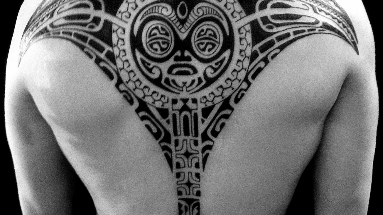 Polynesian Tattoos (37)