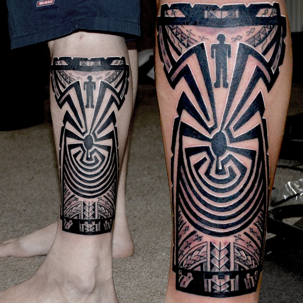 Polynesian Tattoos (40)