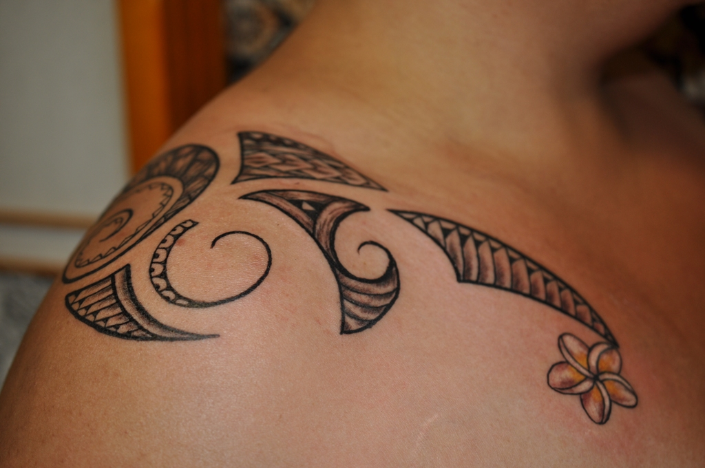 Polynesian Tattoos (7)