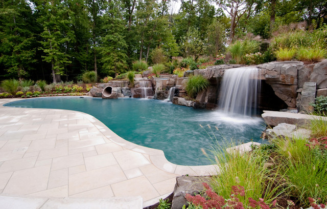 Pool Waterfalls (5)