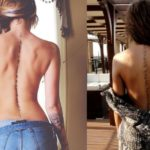 20 Spine Tattoo Ideas For Women To Flaunt