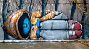 33 Urban Street Art Works That Gives You Wow Feeling