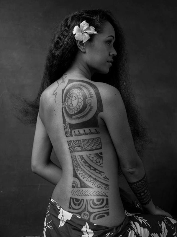 Traditional Polynesian Tattoo (14)