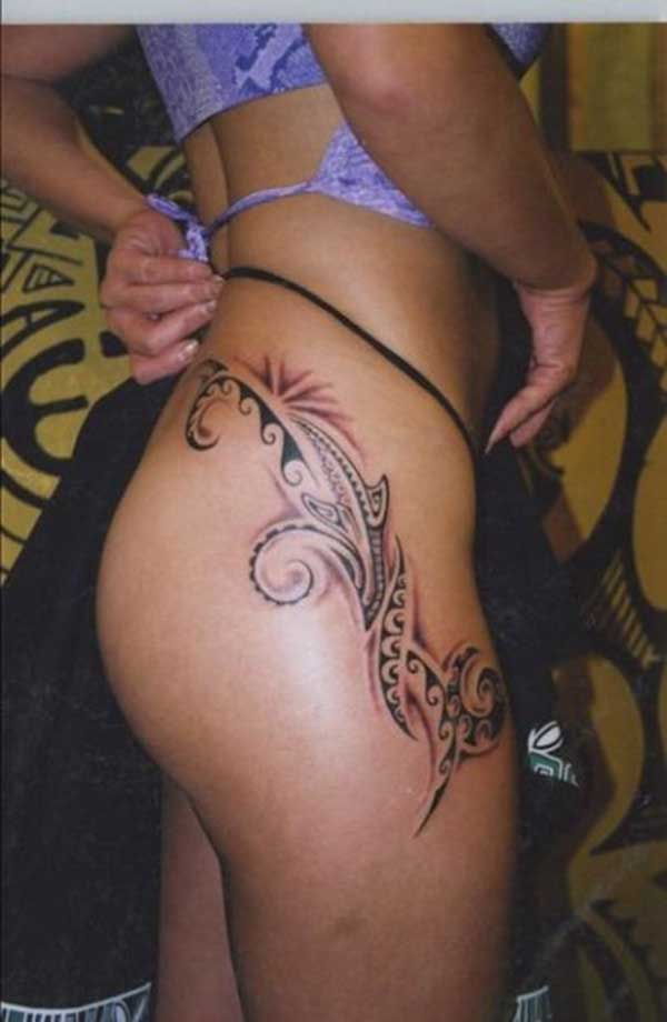 Traditional Polynesian Tattoo (19)