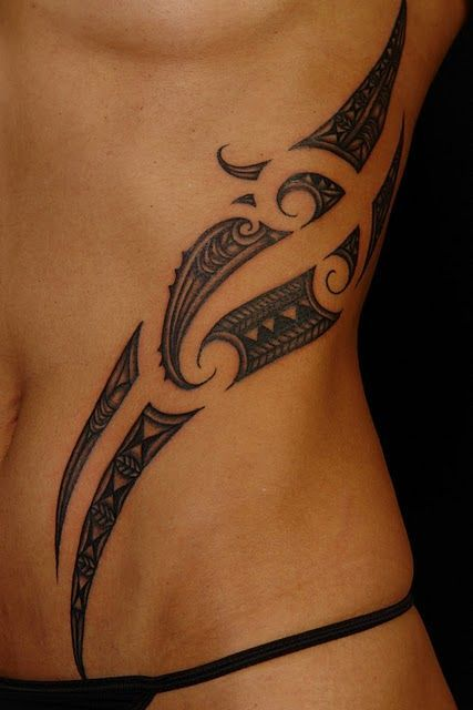 Traditional Polynesian Tattoo (3)