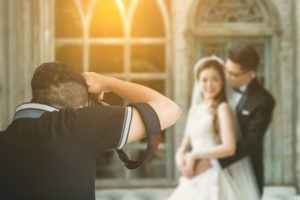 What You Should be Looking for in a Wedding Photographer