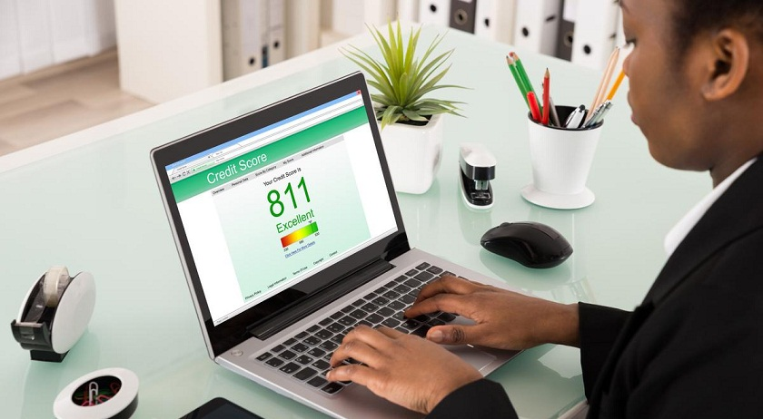 Take Out Your Credit Report