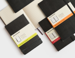 Why You Should Try a Moleskine Notebook