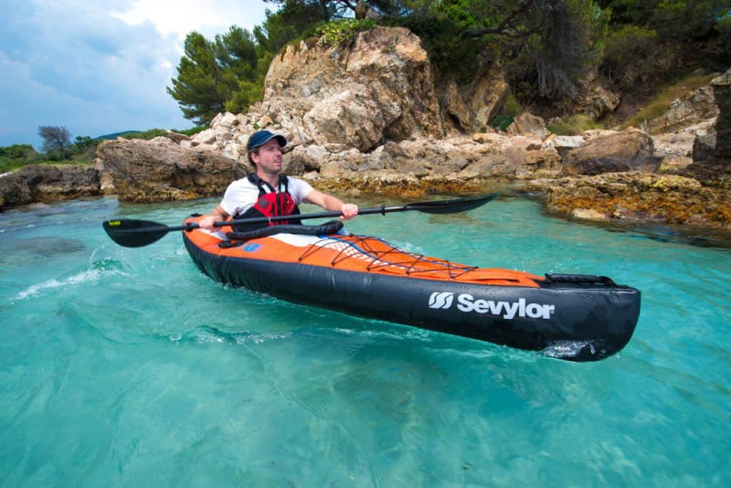 Getting an Inflatable Kayak