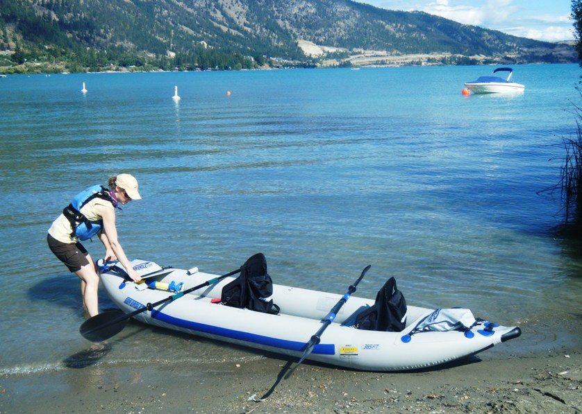 Things to Consider When Getting an Inflatable Kayak