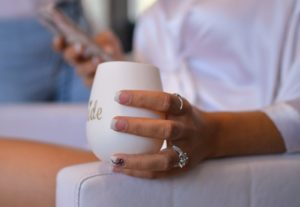 What to Do With Your Engagement Ring On Your Wedding Day