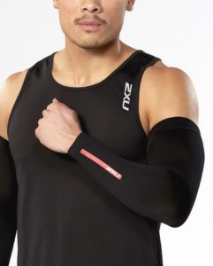 Why Do Athletes Wear Compression Arm Sleeves?