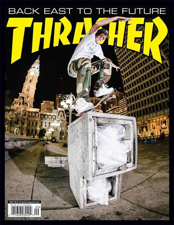 The Thrasher Magazine