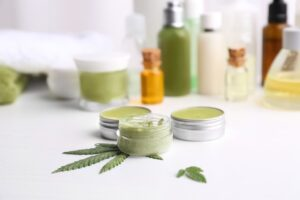 CBD Skincare and Cosmetic Products