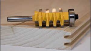 Most Common Types of Wood Joint Router Bits