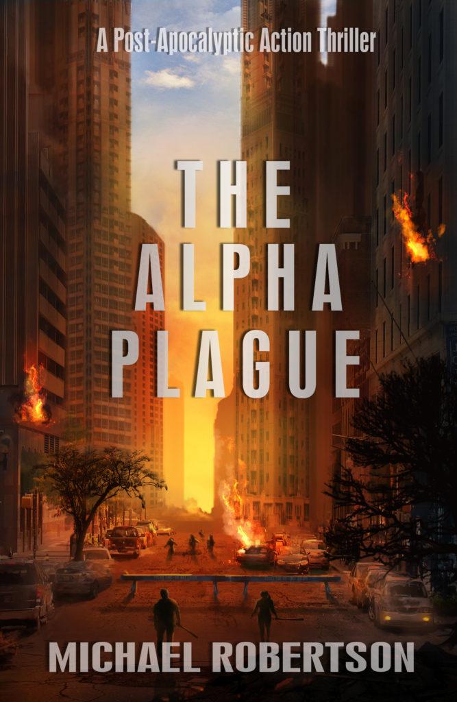 Alpha Plague - eBook Cover - Medium Quality