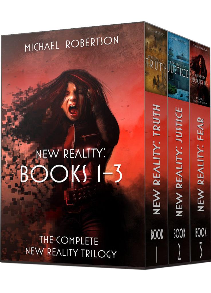 New Reality Boxset - 3D image